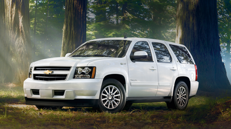 Chevy – Tahoe Web